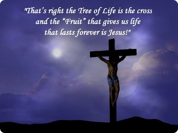 Jesus and the Tree of Life